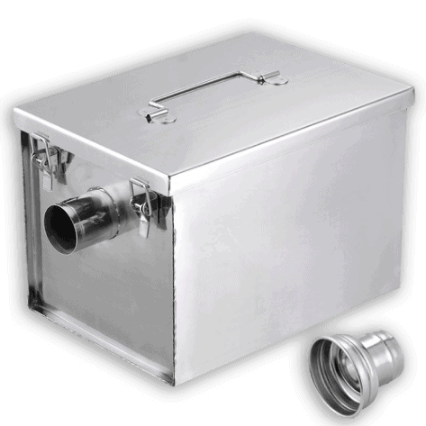 Gager - Grease Trap - Eliminate All Odors