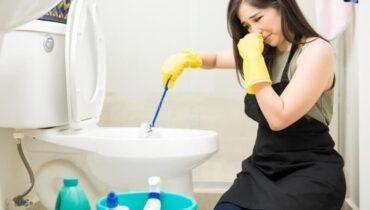 """""""ห้องน้ำมีกลิ่น"""" แก้ปัญหาอย่างไร"""